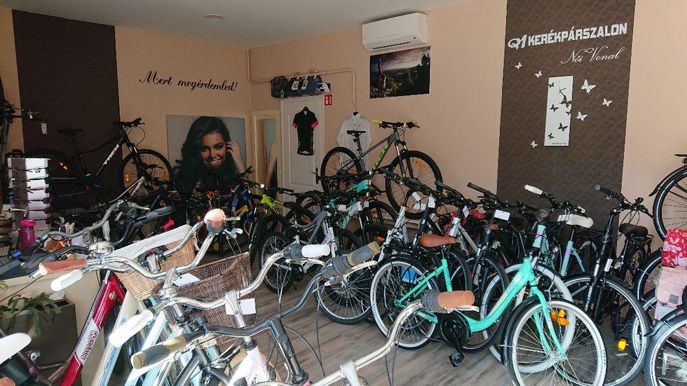 Q1 Kerékpárszalon Nyíregyháza